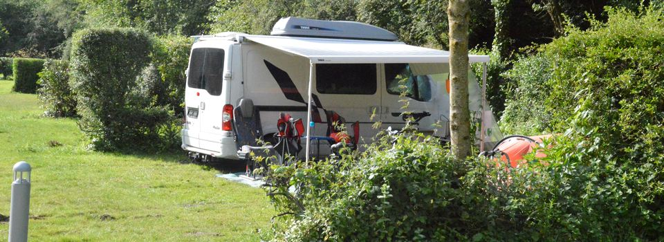 Emplacements nus - Camping du Traspy